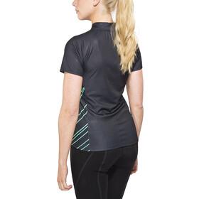 IXS Trail 6.2 Fietsshirt korte mouwen Dames zwart